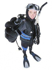 Equipment Package 05 DIVEMASTER