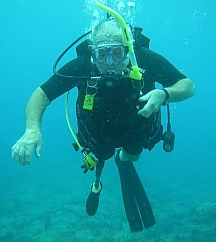 Disabled SCUBA Certification