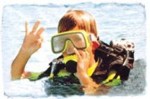 Jr SCUBA Diver Boat Excursion